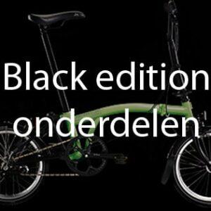 Brompton Black edition